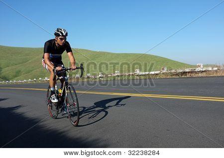 Riding Uphill