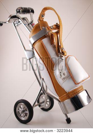 Golf Bag Too