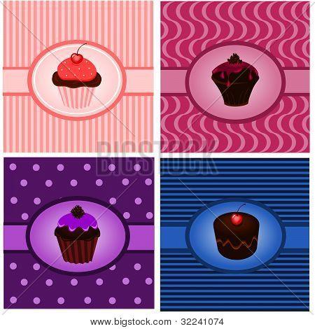 Cupcake vintages