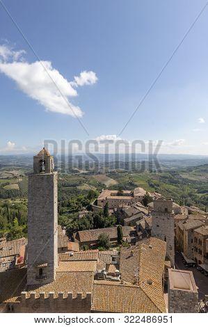 The Rognosa Tower