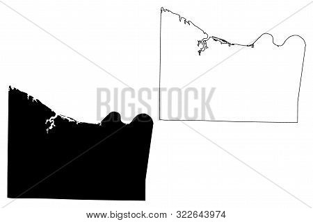 Morgan County, Alabama (counties In Alabama, United States Of America,usa, U.s., Us) Map Vector Illu