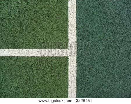 Tennis Court Lines