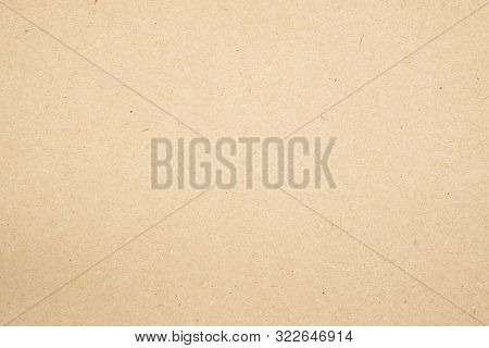 Brown Paper Texture Background, Brown Cardboard Sheet Paper For Design Background And Nature Backgro