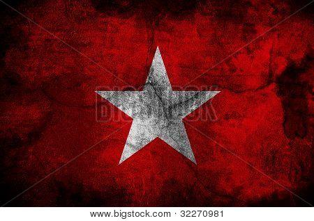 Anti Fascist Flag