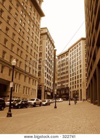 Vintage Boston