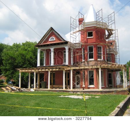 Renovating An Old House