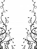 ornamental frame in vector format very easy to edit individual objects poster
