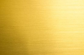 Gold Metal Backgrounds Or Metal Texture Seamless Pattern Luxury Shiny Gold. Light Realistic, Shiny,