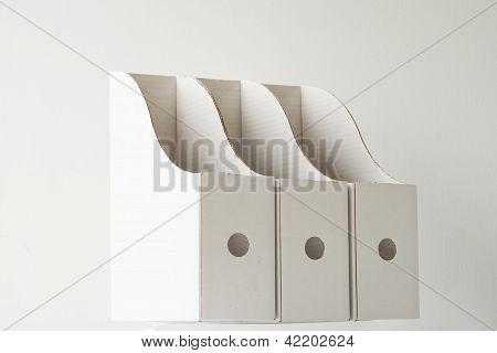 file holders