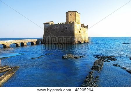 The Historic Castle Of Sturatorre A