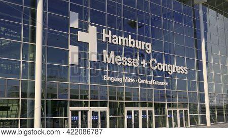 Cch - The Congress Center Hamburg - Hamburg, Germany - May 10, 2021