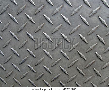 Diamond Plated Steel