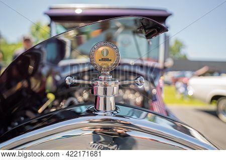Clinton Township, Michigan / Usa - 05-30-2021: 2021 Knights Of Columbus Memorial Day Weekend Classic