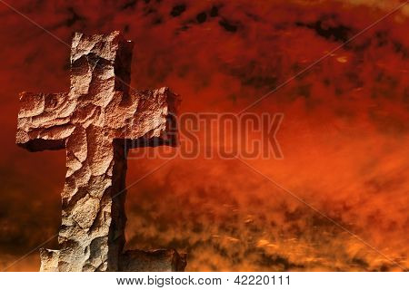Stone Cross Firestorm