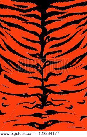 Tiger Stripes Design