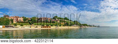 Golden Coast Beach In Odessa, Ukraine