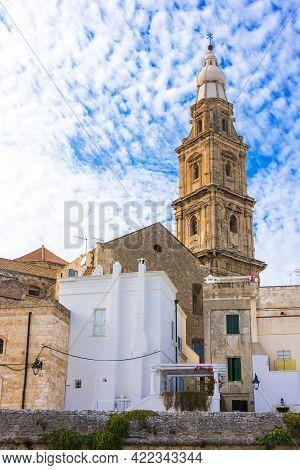 Cathedral Maria Santissima Della Madia, Monopoli, Apulia, Italy
