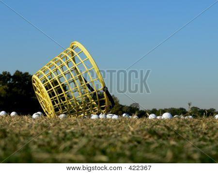 Spilled Golf Balls