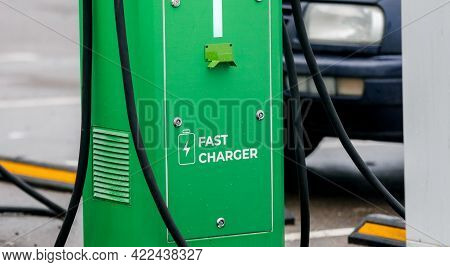 Electric Stations, Stations For Electric Vehicles 50 Kw, Electric Refueling Stations, Stations For E