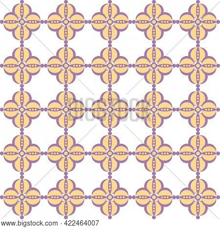 Seamless modern pattern and texture