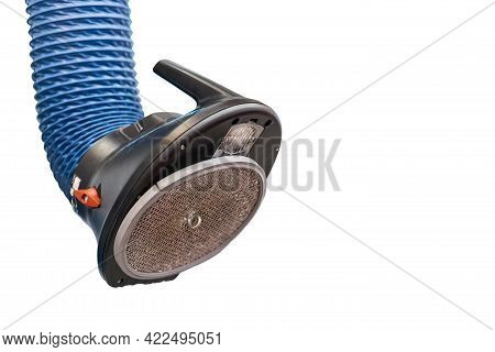 Industrial Flexible Tube Hood And Dust For Suction Smoke Or Fume Of Welding Process Or Multipurpose