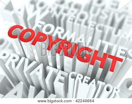 Copyright Background Conceptual Design.