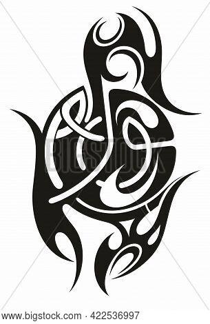 Tattoo  Tribal Art, Vector Pattern Elements For Tattoo