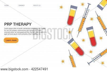 Web Site For Online Consultation About Prp Therapy. Platelet Rich Plasma Treatment Information. Huma