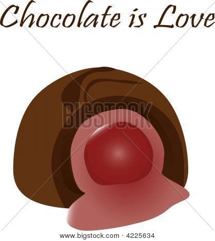 Chocolate Is Love
