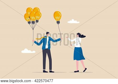 Business Idea Or Solution Offering, Mentor Give An Advice, Solution To Solve Business Problem Or Hel