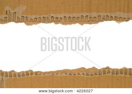 Cardboard Border