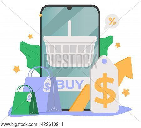 Business Management. Startup Lunch, Sales And Profit Increasing, Company Webpage. Corporate Website,