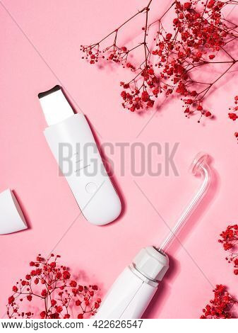 Ultrasonic Water Peeling And High-frequency Beauty Home Devices