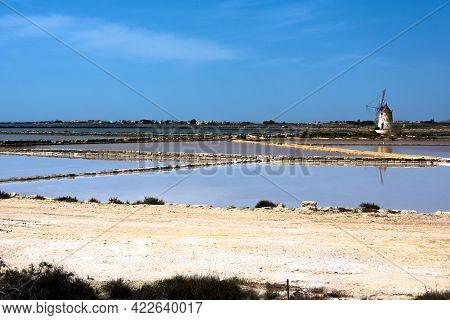 2021 05 29 Marsala Windmills In The Salt Flats 3