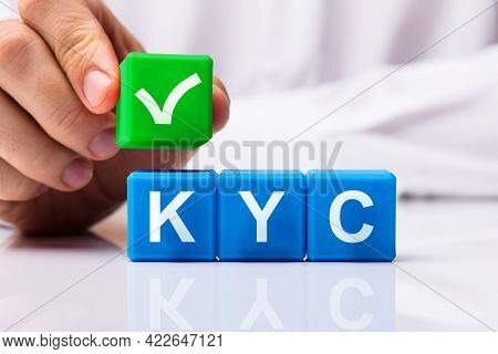 Kyc. Know Your Customer. Anti Money Laundering