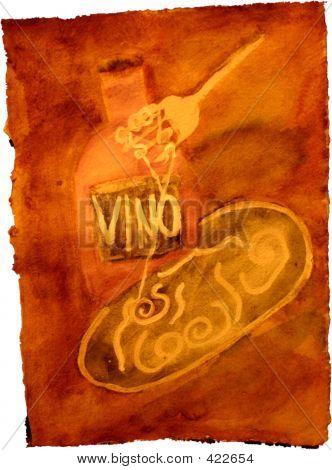 Wine And Pasta