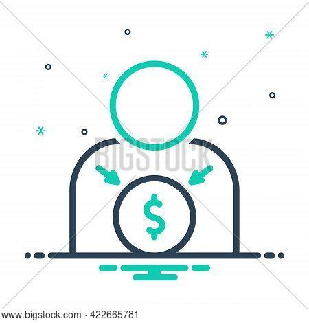 Mix Icon For Incentive Encouragement Stimulus Boost Fillip  Impetus Enticement Motivation