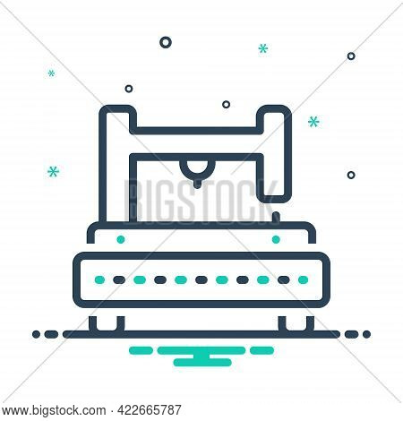 Mix Icon For Machine Gadget Doohickey Apparatus Appliance Automobile