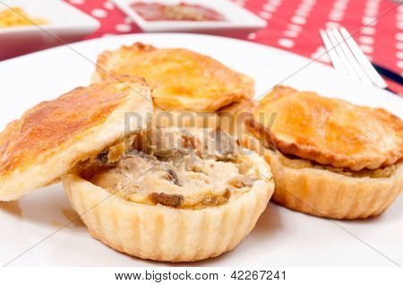Tasty Chicken Pie