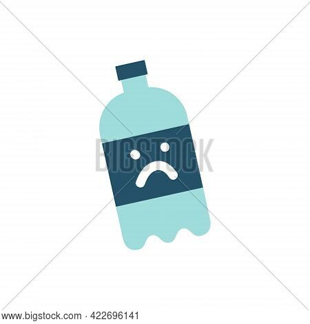 Plastic Bottle. International Mother Earth Day. Environmental Problems And Environmental Protection.