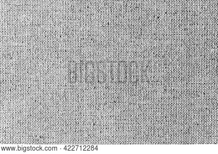 Closeup Light Grey ,white Color Fabric Sample Texture Backdrop. Strip White Fabric Pattern Design Or