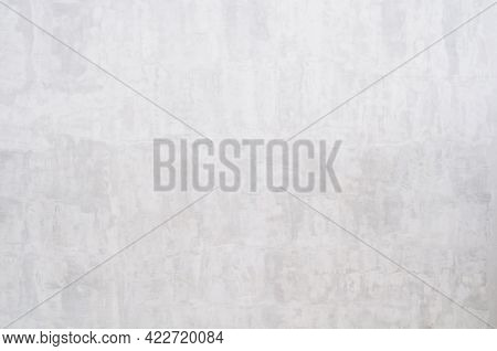 Wall Panel Grunge Grey Concrete Background. Dirty,dust Grey Wall Concrete Backdrop Texture And Splas