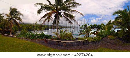 Kahanu Garden, Hana Hawaii