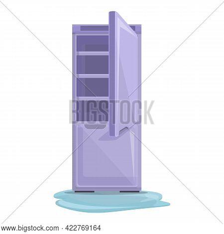Maintenance Refrigerator Repair Icon. Cartoon Of Maintenance Refrigerator Repair Vector Icon For Web