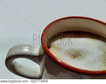 An Invigorating And Relaxing Morning Coffee That Motivates You To Achieve Important Goals
