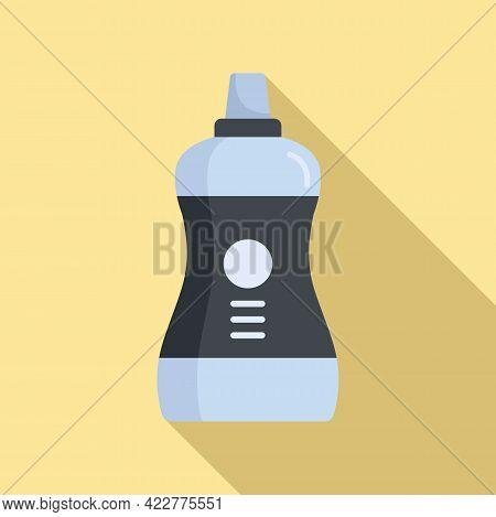 Softener Bathroom Icon. Flat Illustration Of Softener Bathroom Vector Icon For Web Design