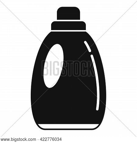 Softener Fabric Icon. Simple Illustration Of Softener Fabric Vector Icon For Web Design Isolated On