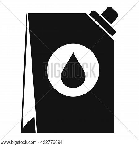 Softener Drop Pack Icon. Simple Illustration Of Softener Drop Pack Vector Icon For Web Design Isolat