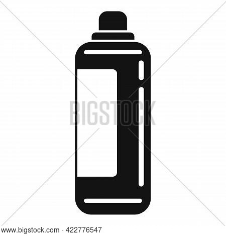 Softener Liquid Icon. Simple Illustration Of Softener Liquid Vector Icon For Web Design Isolated On