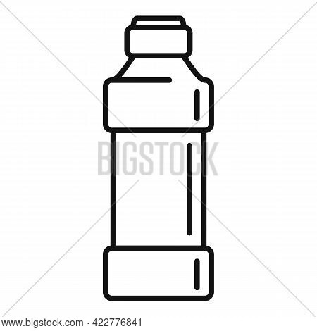 Softener Product Icon. Outline Softener Product Vector Icon For Web Design Isolated On White Backgro
